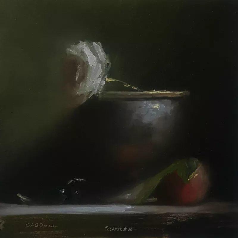 暗黑风格静物瓷器——英国画家Neil Carroll系列1插图37