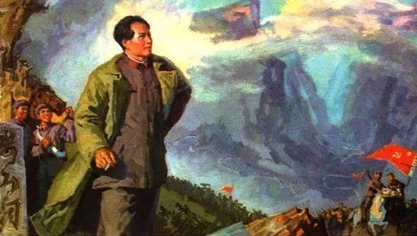 画集《毛主席在长征途中》插图1