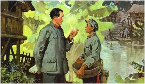 画集《毛主席在长征途中》插图6