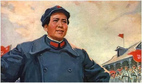 画集《毛主席在长征途中》插图10