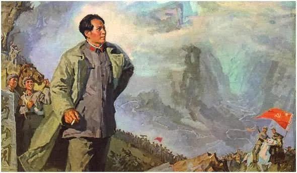 画集《毛主席在长征途中》插图12
