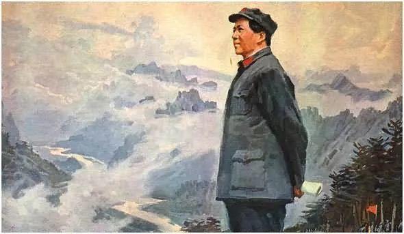 画集《毛主席在长征途中》插图16