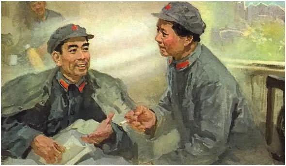 画集《毛主席在长征途中》插图24