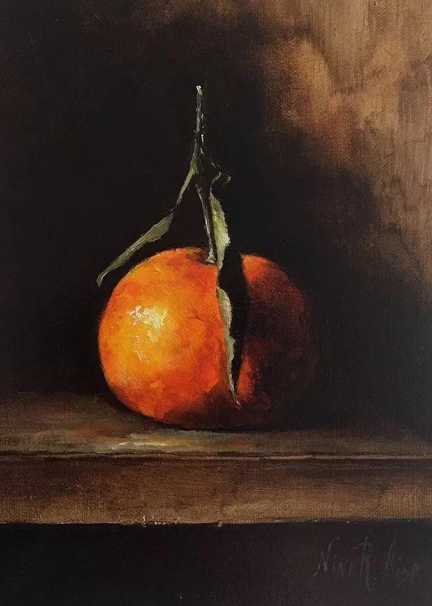 水果作品欣赏,美国女艺术家Nina R.Aide插图5
