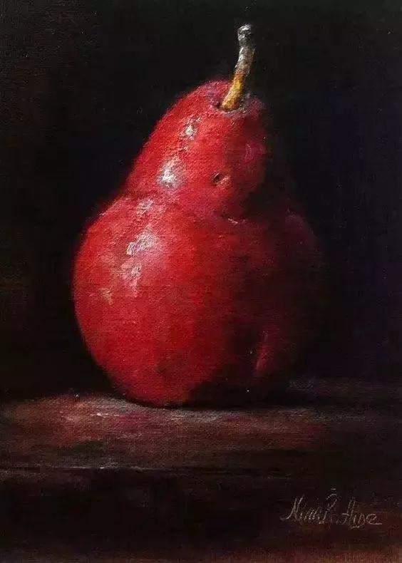 水果作品欣赏,美国女艺术家Nina R.Aide插图6