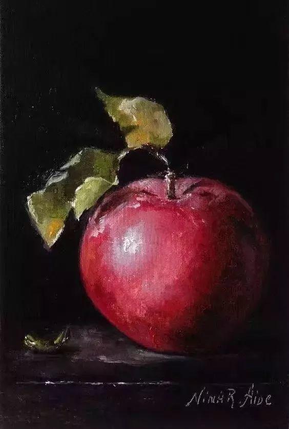 水果作品欣赏,美国女艺术家Nina R.Aide插图22