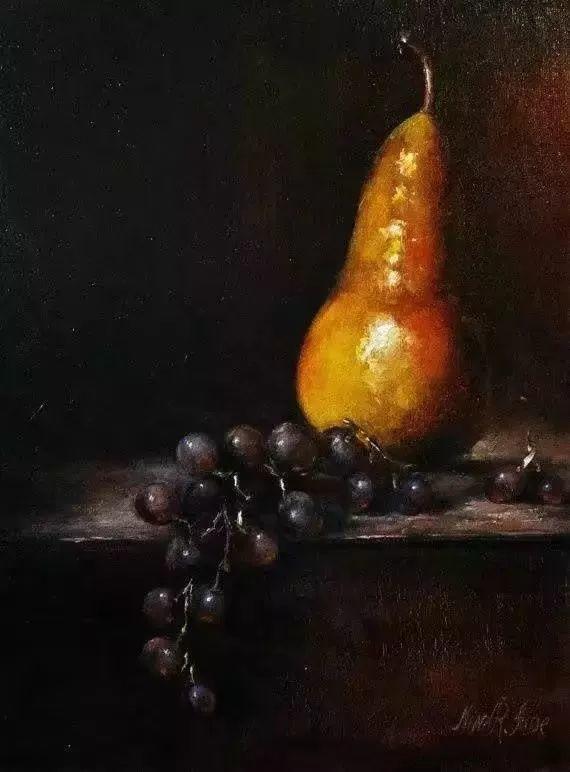 水果作品欣赏,美国女艺术家Nina R.Aide插图23