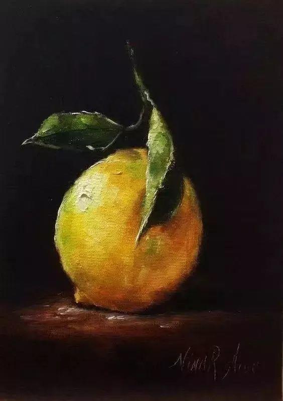 水果作品欣赏,美国女艺术家Nina R.Aide插图25