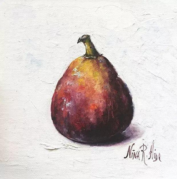 水果作品欣赏,美国女艺术家Nina R.Aide插图29