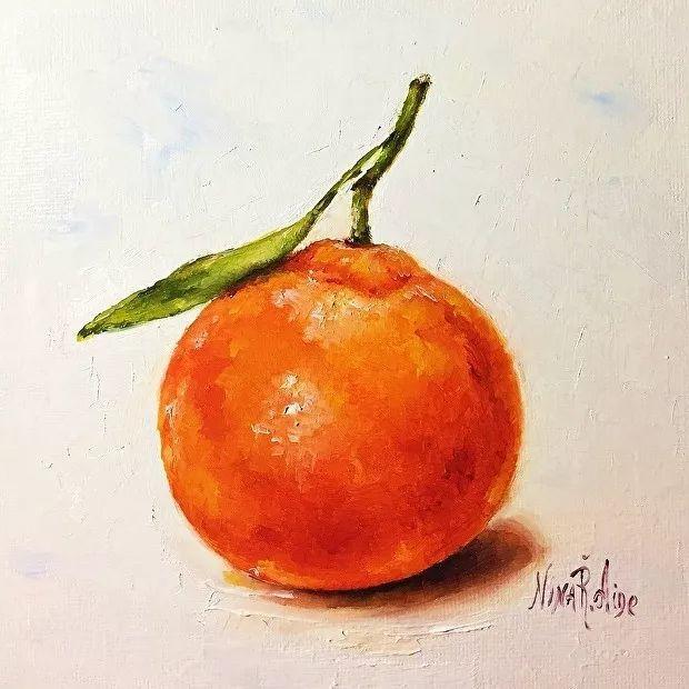 水果作品欣赏,美国女艺术家Nina R.Aide插图30