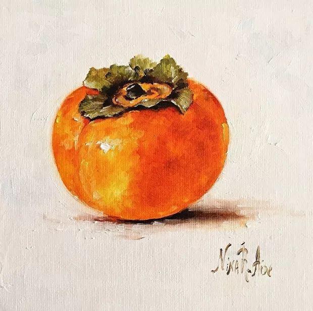 水果作品欣赏,美国女艺术家Nina R.Aide插图31