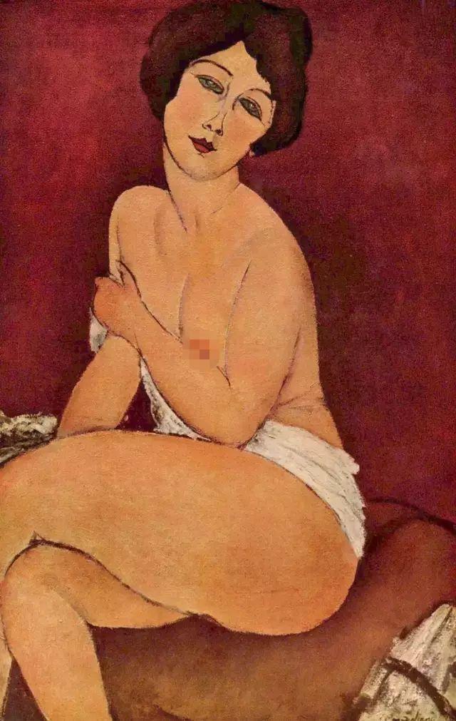 他酗酒成瘾、泡遍巴黎女人,虽只活了36岁,却终成世界艺术大家!插图41