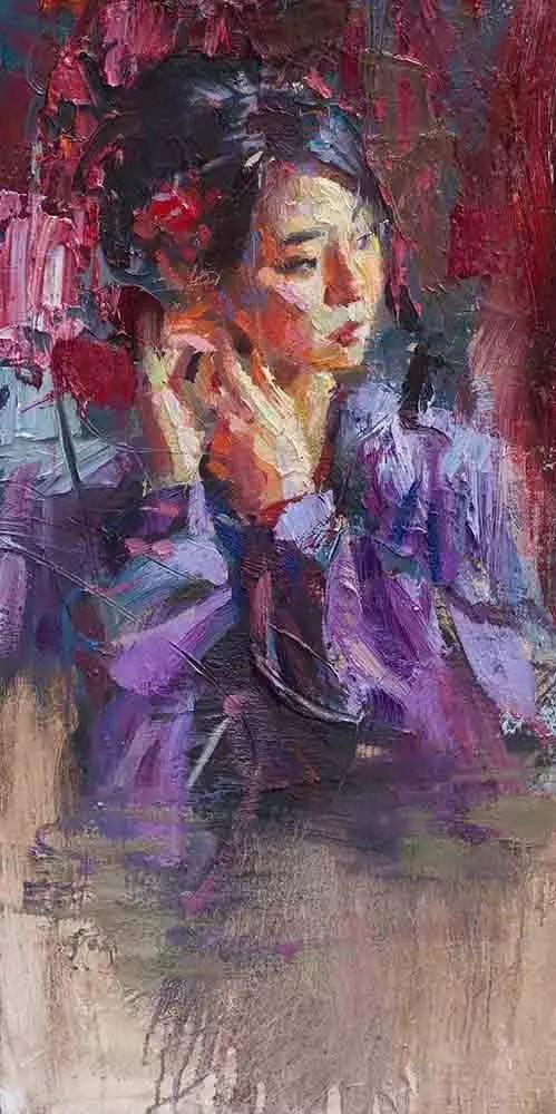 绘画是一种宣泄,是表达激情和内心对话最清晰的方式插图3