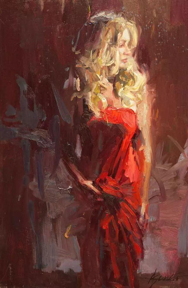 绘画是一种宣泄,是表达激情和内心对话最清晰的方式插图11
