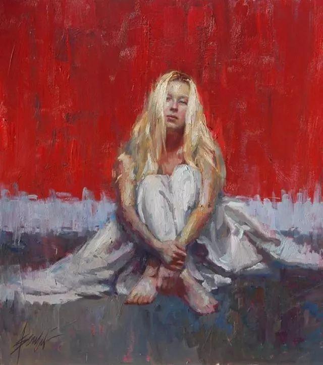 绘画是一种宣泄,是表达激情和内心对话最清晰的方式插图45