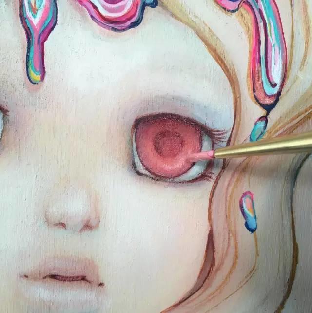 魔幻现实主义的绘画插图11
