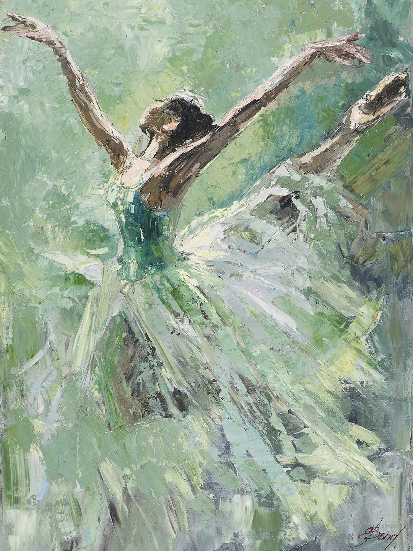 三位画家对女性的美诠释:或温婉含蓄,或妩媚娇艳,或律动健康插图19