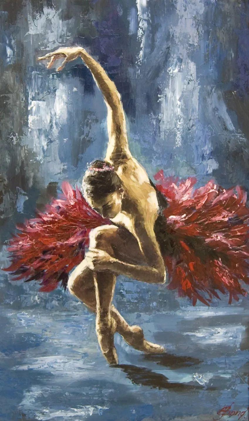 三位画家对女性的美诠释:或温婉含蓄,或妩媚娇艳,或律动健康插图20