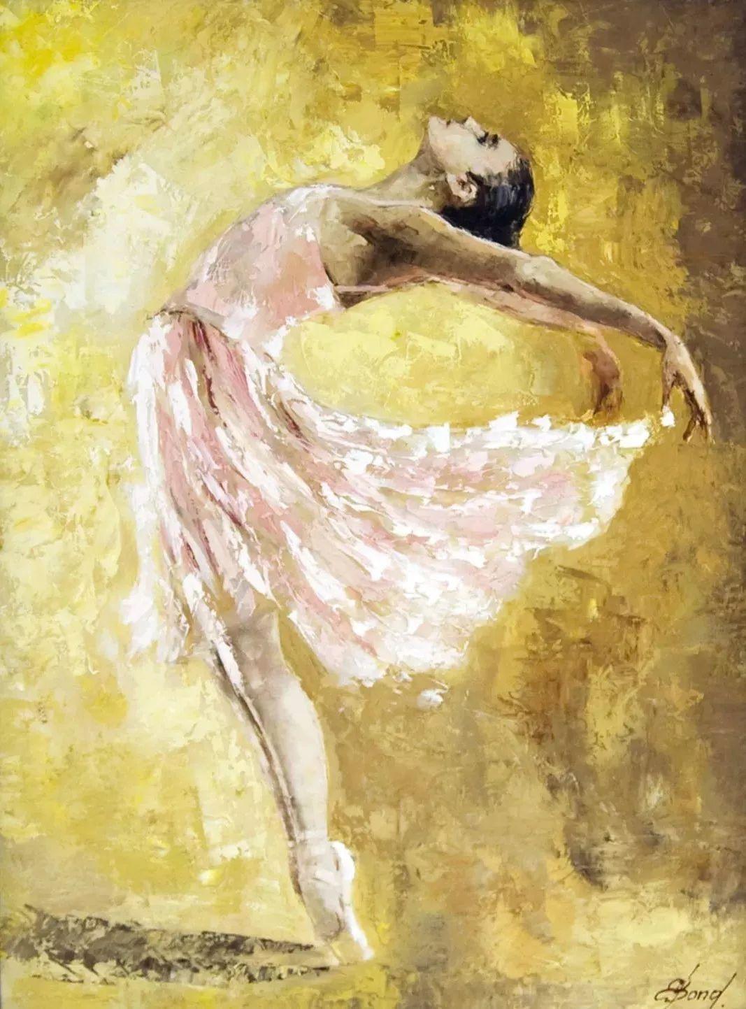 三位画家对女性的美诠释:或温婉含蓄,或妩媚娇艳,或律动健康插图24