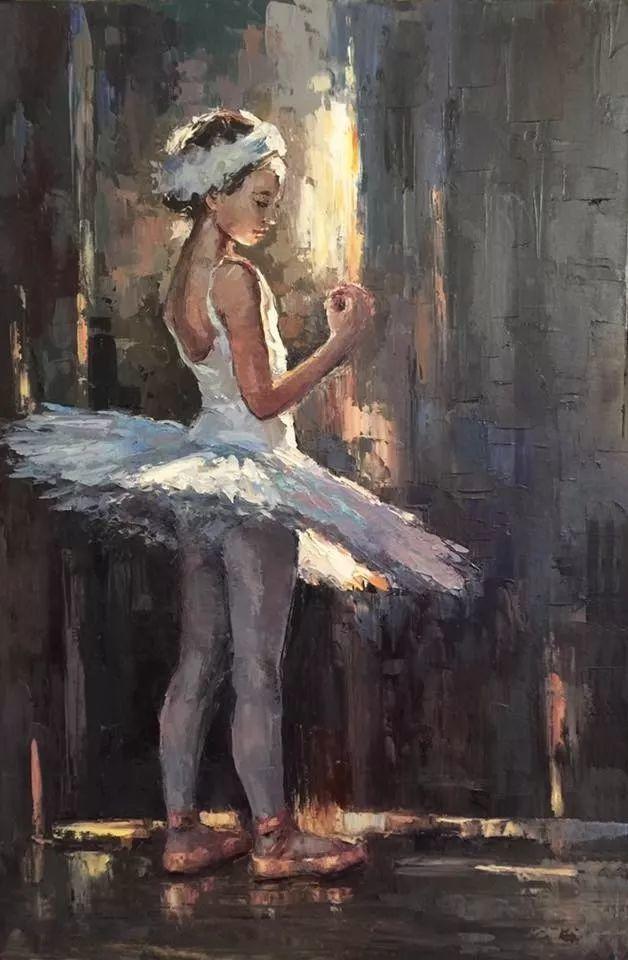 三位画家对女性的美诠释:或温婉含蓄,或妩媚娇艳,或律动健康插图34