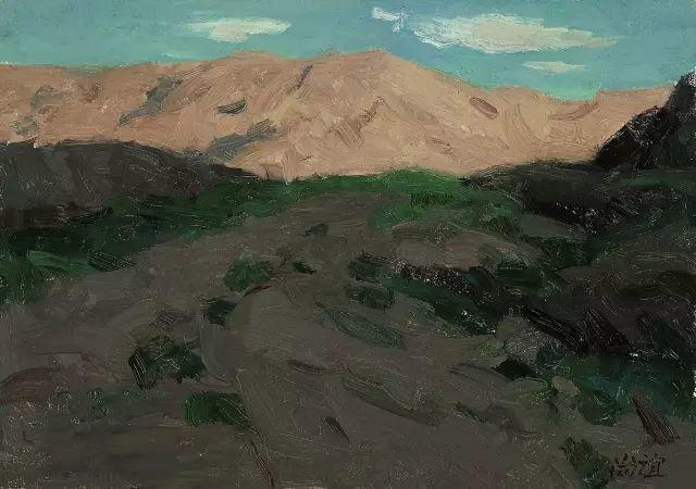 靳尚谊油画风景欣赏!插图22