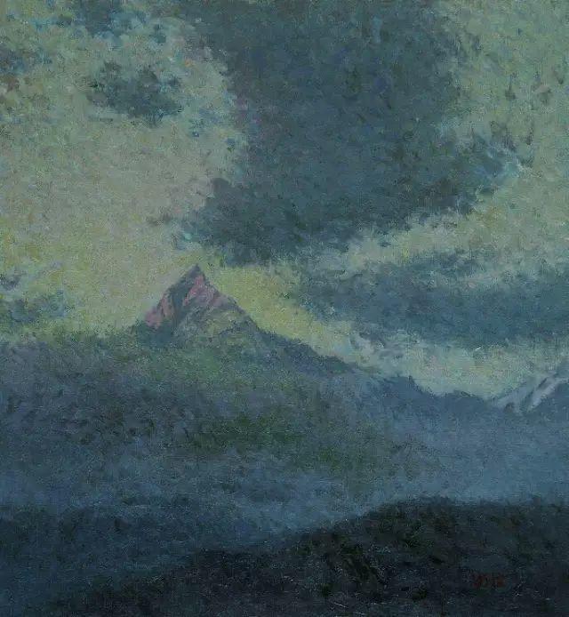 靳尚谊油画风景欣赏!插图43