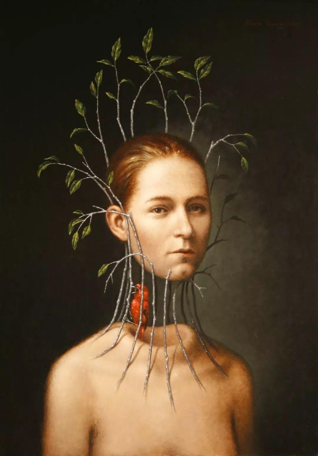 脑洞大开,美国画家Steven Kenny作品欣赏插图