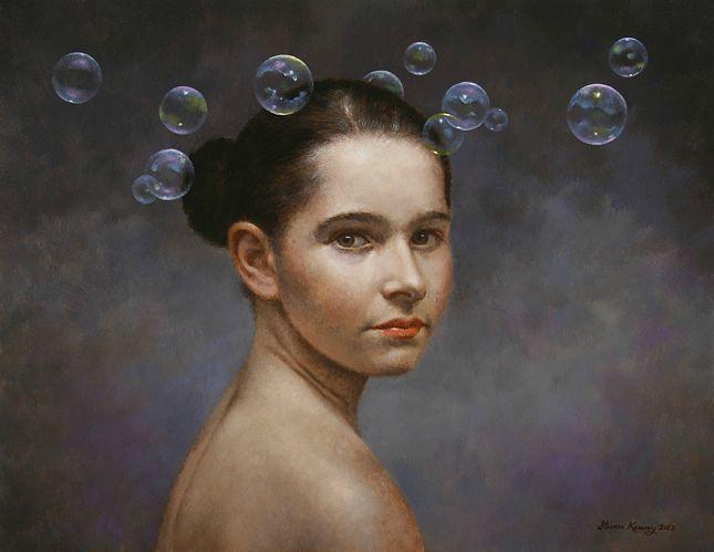 脑洞大开,美国画家Steven Kenny作品欣赏插图11