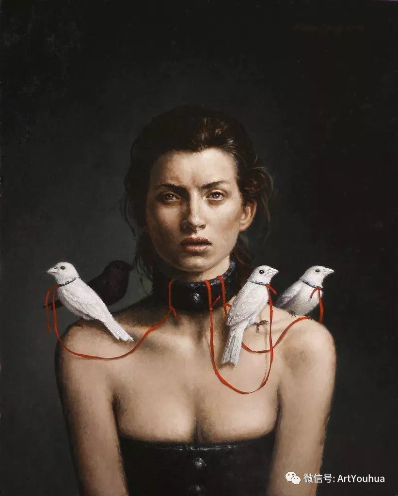 脑洞大开,美国画家Steven Kenny作品欣赏插图13