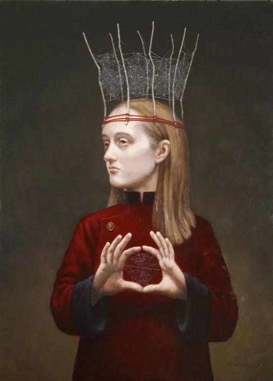 脑洞大开,美国画家Steven Kenny作品欣赏插图17