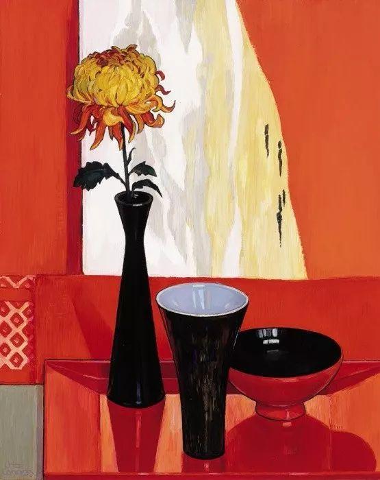 她72岁,画了50多年的画,花儿在她笔下都有了个性!插图2