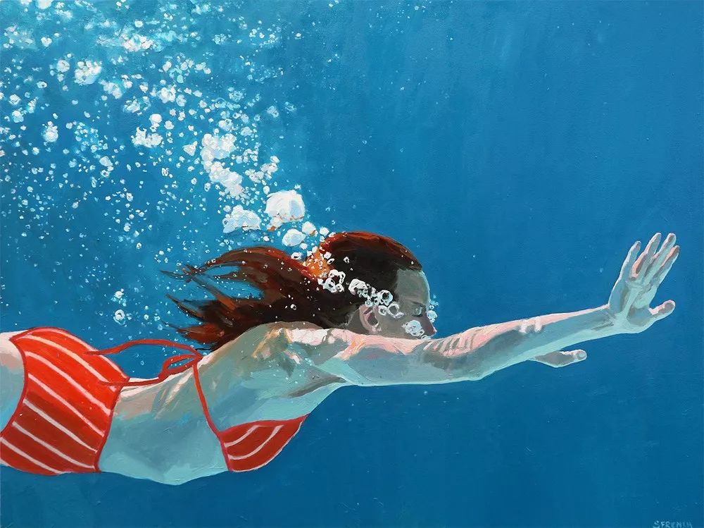 她十四年如一日,只为捕捉水流背面暗涌的光芒插图13