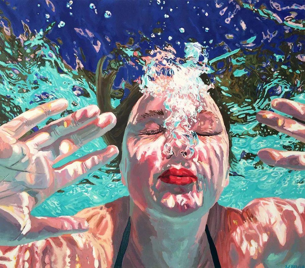 她十四年如一日,只为捕捉水流背面暗涌的光芒插图17
