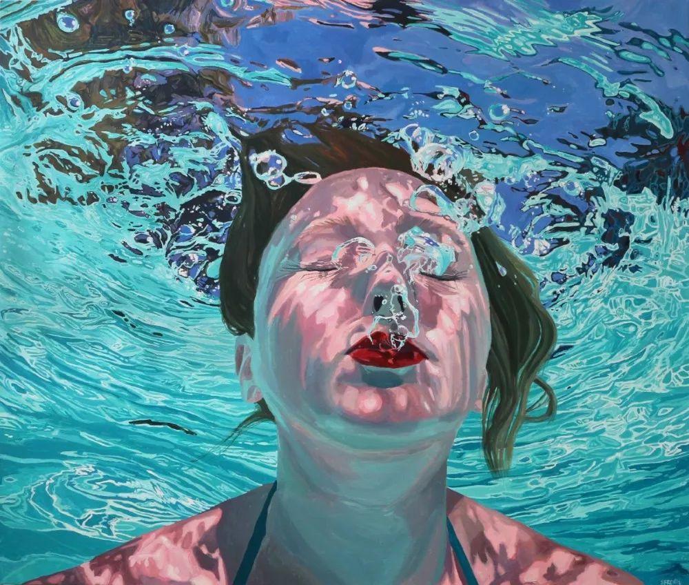 她十四年如一日,只为捕捉水流背面暗涌的光芒插图19