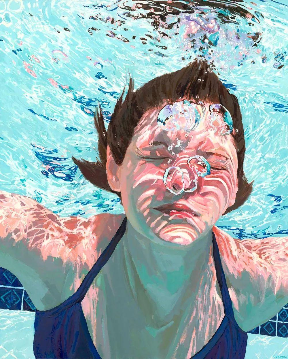 她十四年如一日,只为捕捉水流背面暗涌的光芒插图22