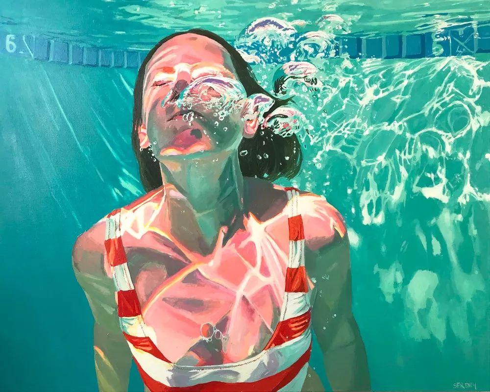 她十四年如一日,只为捕捉水流背面暗涌的光芒插图26