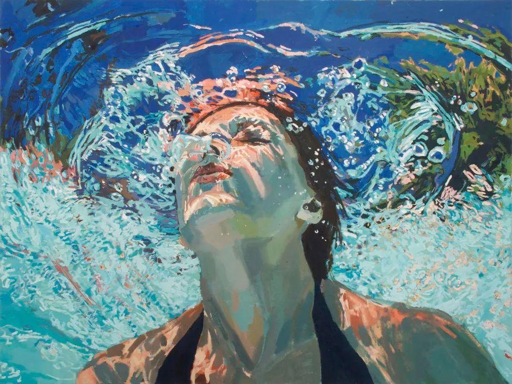 她十四年如一日,只为捕捉水流背面暗涌的光芒插图27