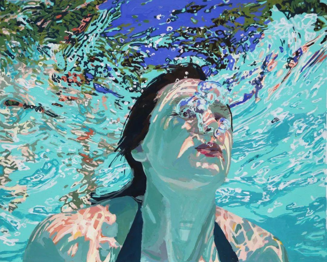 她十四年如一日,只为捕捉水流背面暗涌的光芒插图35
