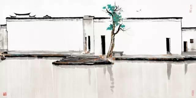 吴冠中百年诞辰丨想念我,就去看我的画吧!插图15