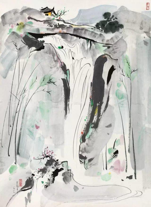 吴冠中百年诞辰丨想念我,就去看我的画吧!插图26