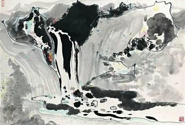 吴冠中百年诞辰丨想念我,就去看我的画吧!插图27