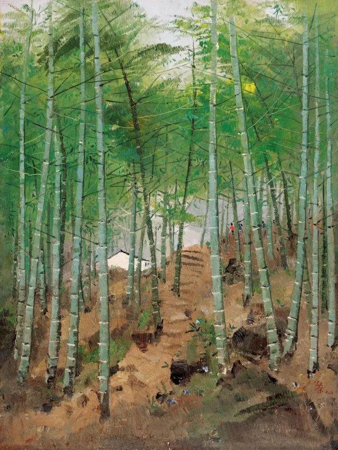 吴冠中百年诞辰丨想念我,就去看我的画吧!插图31