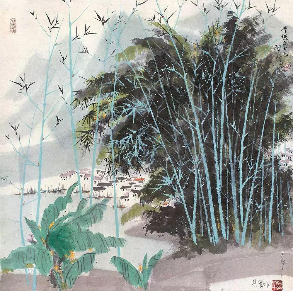 吴冠中百年诞辰丨想念我,就去看我的画吧!插图33