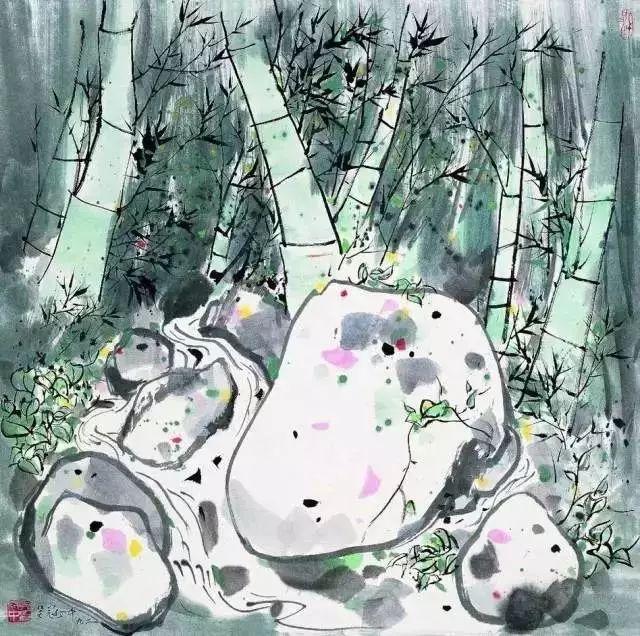吴冠中百年诞辰丨想念我,就去看我的画吧!插图49