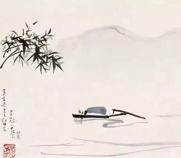 吴冠中百年诞辰丨想念我,就去看我的画吧!插图55