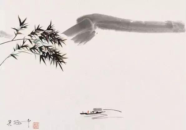 吴冠中百年诞辰丨想念我,就去看我的画吧!插图57