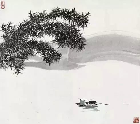 吴冠中百年诞辰丨想念我,就去看我的画吧!插图59