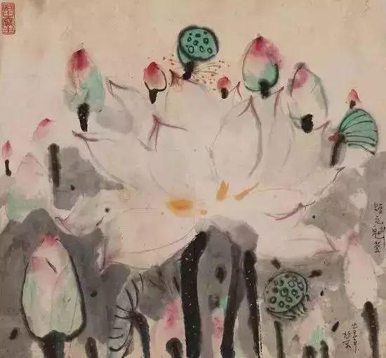 吴冠中百年诞辰丨想念我,就去看我的画吧!插图66