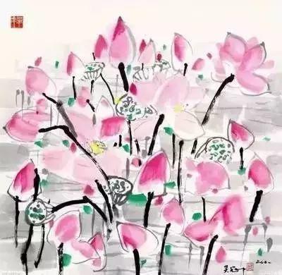 吴冠中百年诞辰丨想念我,就去看我的画吧!插图71