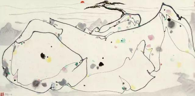 吴冠中百年诞辰丨想念我,就去看我的画吧!插图91
